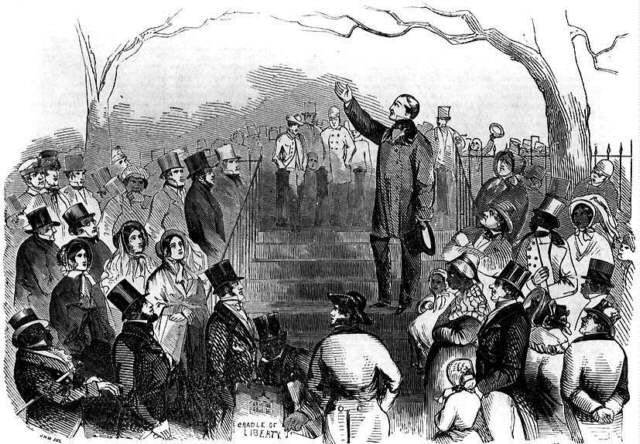 the impact of slavery on the laws and politics of america Ssush8: sectionalism  politicians made slavery a central issue in national politics  leaders passed new laws to limit the activities of slaves and.