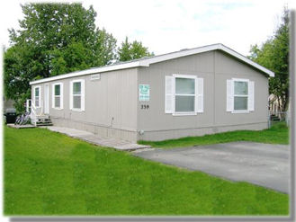 used239pc  Fleetwood Mobile Home X Double Wides on
