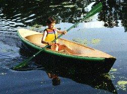 12 Foot Canoe