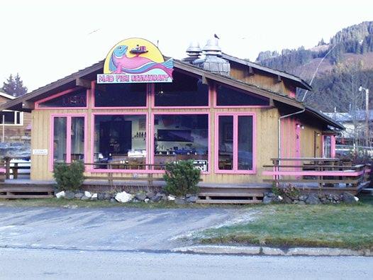 Madfish restaurant in seldovia alaska for Mad fish restaurant