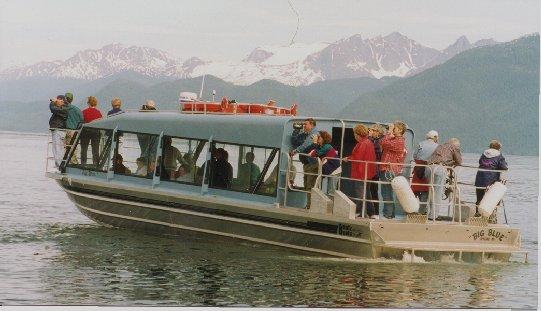 Dolphin Jet Boat Tours Juneau Alaska Whale Boats